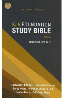 KJV FOUNDATION STUDY BIBLE