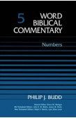 WORD BIBLICAL COMMENTARY: NUMBERS