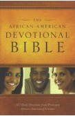 KJV - THE AFRICAN- THEAMERICAN DEVOTIONAL BIBLE [H