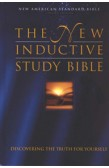 NASB - NEW INDUCTIVE STUDY BIBLE  - UPDATED / INDE