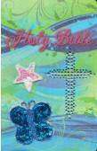 HOLY BIBLE - SHINY SEQUIN [TEAL]