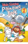 BIBLE STORIES PAINTING BOOK