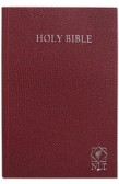 NLT - HOLY BIBLE COMPACT [MAROON]