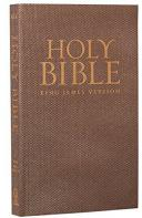 KJV -  GIFT & AWARD BIBLE PB ANTIQUE GOLD